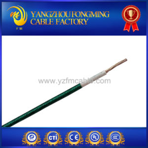 High Temperature Fiberglass Braided Wire / Cable pictures & photos