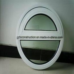 Customzied Double Glazing PVC Round Window pictures & photos