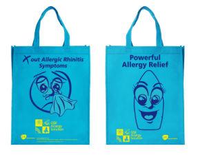 Custom Logo Print Non Woven Shopping Bag/Advertising Bag/Promotion Bag pictures & photos