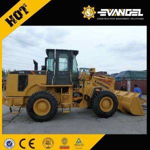 Liugong 3 Ton Small Wheel Loader Clg835 pictures & photos