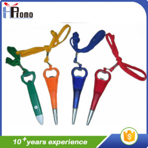 Promotion Pen with Bottle Opener