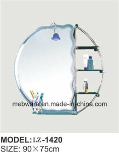 2016 Touch Screen Illuminated Backlit LED Bathroom Mirror pictures & photos