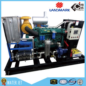 High Pressure Diesel Engine Water Pump (JC206) pictures & photos