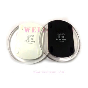 2016 Crystal Mobile Phone Wireless Charger for Samsung iPhone K8 pictures & photos