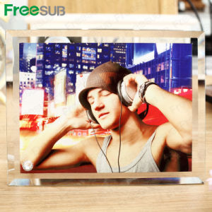 Freesub Blank Glass Frame for Sublimation, Sublimation Glass Photo (BL-05) pictures & photos