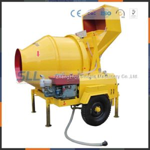 China Small Mobile Stationary Concrete Mixer Plant Price pictures & photos