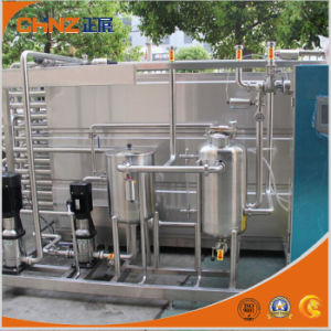 Modern Style Uht Milk Tubular Sterilizer Machine, Milk Pasteurizer pictures & photos