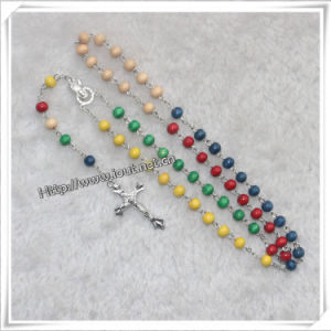 Rosary, Rosaries, Religious Rosary, Wooden Rosary, Glass Rosary, Promotion Gift (IO-cr000) pictures & photos