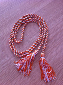 Custom Color Honor Cords for Graduation pictures & photos