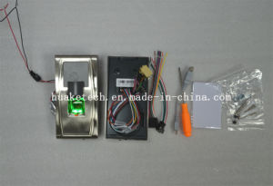 Metal Surface Biometric Fingerprint Access Control and Time Attendance Device IP65 pictures & photos