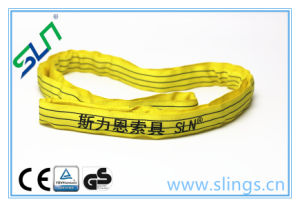 2017 100% Synthetic Eyes Type Lifting Round Slings pictures & photos