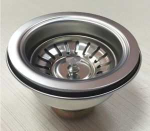 Modern Hand Made Kitchen Stainless Steel Kitchen Sink (ACS8245R) pictures & photos