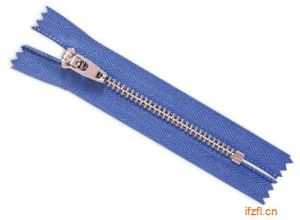 4# Brass Zipper for Wholesale Price with Good Quality