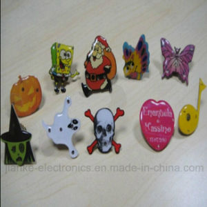 Customized Design LED Blinking Badge for Promotion Gifts (3161) pictures & photos
