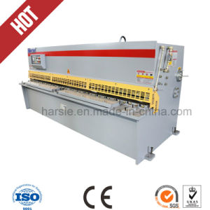 Heavy Duty Sheet Metal Hydraulic Shearing Machine pictures & photos