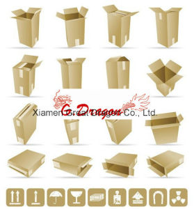 Shipping Boxes Cartons Packing Moving Mailing Box (CCB116) pictures & photos