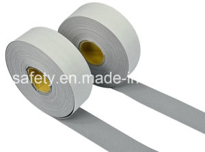 Reflective Band/Strip/Webbing/Material/Tape for Reflective Safety Vest pictures & photos