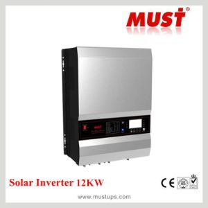 2HP 24V 4kw Pure Sine Wave Generator Inverter Price Solar Inverter pictures & photos