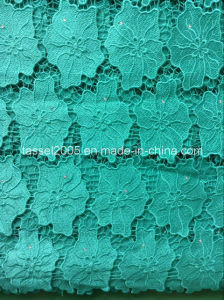 2016 African Cord Lace Fabric 2015 /Blue Cord Lace Fabric / Cord Lace Fabric pictures & photos
