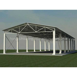 Movable House Warehouse for Temporary Constructure pictures & photos