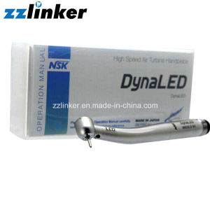 NSK Dynaled Dental LED Air Turbine Handpiece pictures & photos