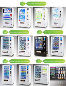 High Quality Low Price Coil Vending Machine Drink Vending Machine pictures & photos