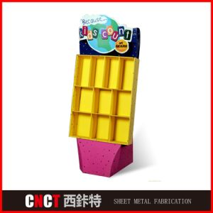 Factory Price Two Layers Stationery Display Rack pictures & photos