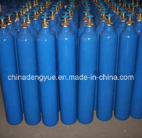 Professional Manufacturer Steel High Pressure Medical Oxygen Cylinder Suppplier pictures & photos