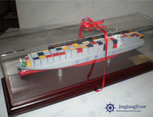 Chinese Shipping Container Scale Gift Ship Model pictures & photos