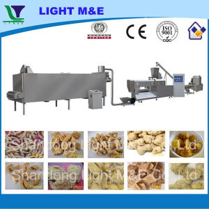 Low Price High Quality Automatic Textured Soy Protein Machine pictures & photos