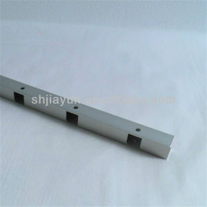 Square Aluminium Alloy Pipe Holes Drilling pictures & photos