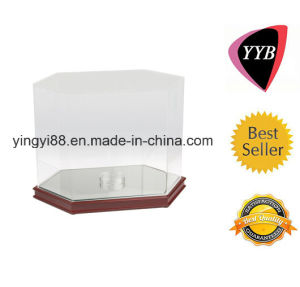 Custom Clear Acrylic Doll Box with Logo (YYB-0355) pictures & photos