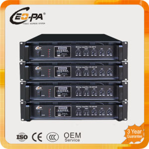 PA System Mixing Amplifier with SD USB FM Input