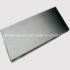 Pure Wolfram Plate for Vacuum Furnace pictures & photos
