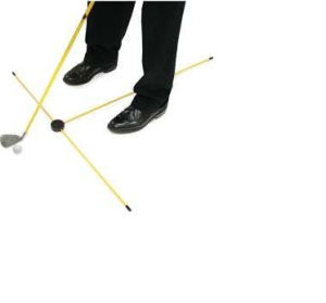 Golf Putting Alignment Sticks, Golf Training Aids