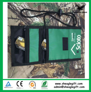 Custom ID Badge Bag with PVC Holder pictures & photos