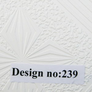 High Quality PVC Gypsum Ceiling Panel (No. 239) pictures & photos