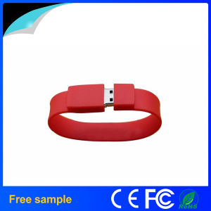 Factory Price USB Silicone Bracelet Memory Stick 2GB 4GB pictures & photos