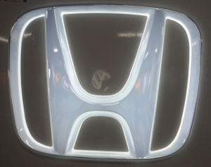 Steel Auto Light Logo Letter Signage pictures & photos