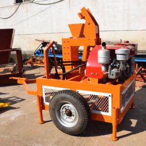 Sei1-20 Diesel Hydraulic Clay Interlocking Brick Machine pictures & photos