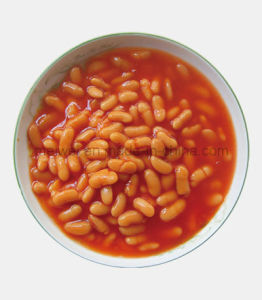 Bean Canned Baked Bean in Tomato Sauce pictures & photos