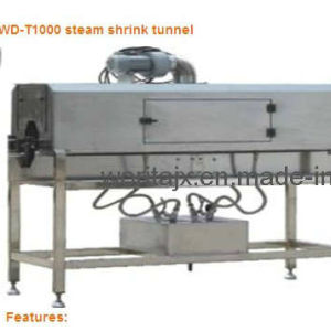 Steam Shrink Tunnel Machine for Bottle pictures & photos