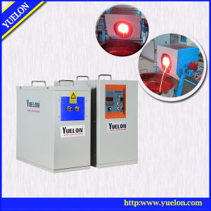 100kg Induction Copper/Bronze/Brass Melting Furnace for Sale pictures & photos