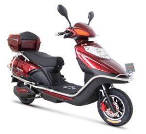 60V Battery High Range Popular Electric Scooter (BD) pictures & photos