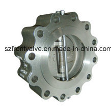 Lugged Type Double Disc Wafer Check Valve pictures & photos