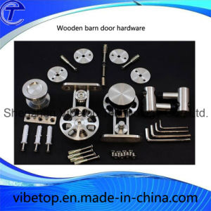 Strong Heavy Duty Sliding Wood Barn Door Hardware pictures & photos