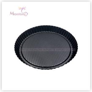 FDA Bakeware Carbon Steel Non-Stick Microwave Shallow Baking Pan pictures & photos