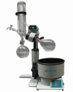 Biobase Good Quality Cheap Double Sealing Re-2010 Rotary Evaporator pictures & photos