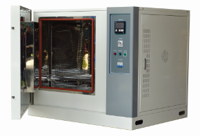 Lab LCD Display Stainless Steel Forced Hot Air Drying Oven pictures & photos