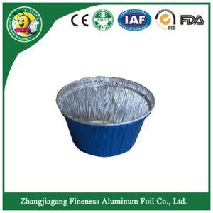 Colored Aluminum Foil Cake Cup pictures & photos